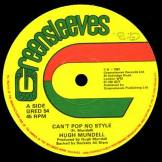 "Can't Pop No Style: Greensleeves 12"" Rulers"