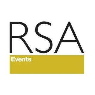 RSA Chairman's Lecture 2016