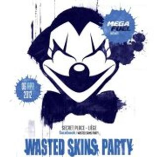 "Wasted Skins Party ""06/04/2012"" Mixtape"