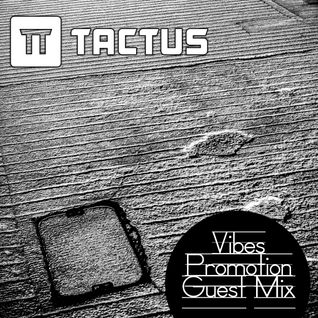 Tactus - Vibes Promotion Guest Mix - 01/08/14