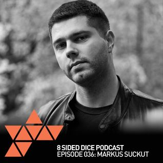 8 Sided Dice Podcast 036 with Markus Suckut