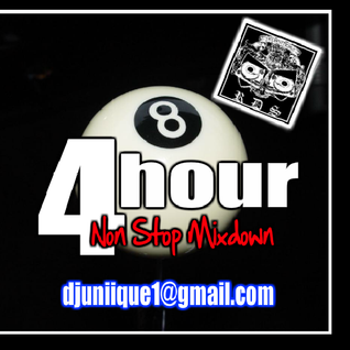 EIGHT BALL 4 HOUR CONTINUOUS MIX DJ UNIIQUE TECHNITIONZ