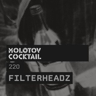 Molotov Cocktail 220 with Filterheadz