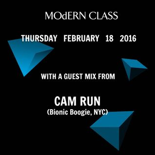 MOdERN CLASS on Radio CPR 101.7 FM #5 w/ Cam Run (Bed-Stuy Boogie, Bionic Boogie radio, NYC)