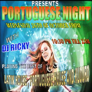 Sample mix portuguese night