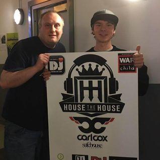 JAY WOBBLE - HOUSE THE HOUSE 2016 (MANCHESTER REGIONAL HEAT WINNER DJ SET)