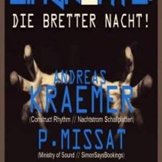 Andreas Kraemer @ Simon Says: Die BRETTer Nacht! 04.01.13 Club Ideal