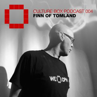 Culture Box Podcast 004 - Finn of Tomland