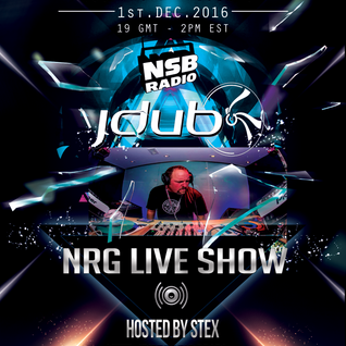 NRG Live Show - 1st Dec 16 - JDub And Stex