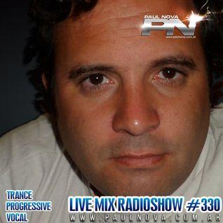Paul Nova Live Mix 330