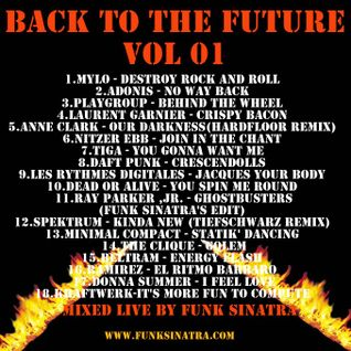 Funk Sinatra - Back to the future Vol 01