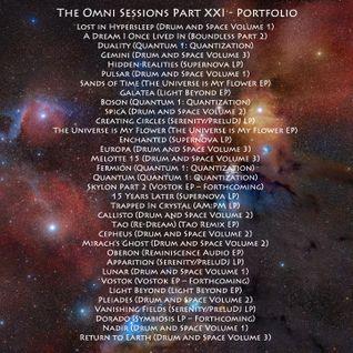 The Omni Sessions Part XXI - Portfolio
