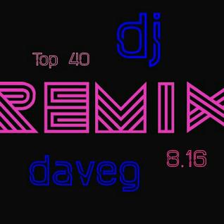 Top 40 Remix (8.16)