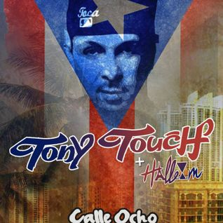 Tony Touch LIVE @ Calle Ocho part.1 (Bordeaux, Fr) May 31st, 2014