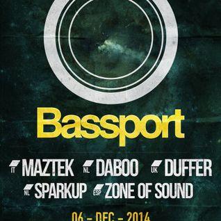 Duffer @ BassPort Amsterdam - 06.12.14