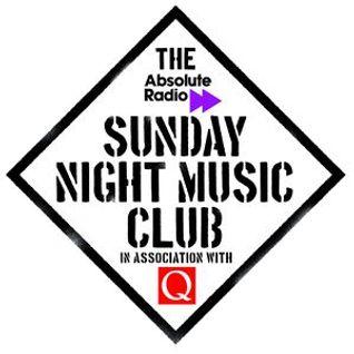 The Sunday Night Music Club - 9th October 2016