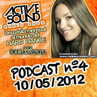 ACTIVE SOUND RADIO SHOW Podcast nº4 (10-05-2012)