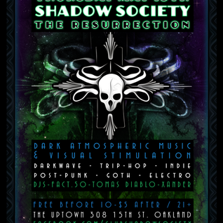 Shadow Society: Volume One: Invocation