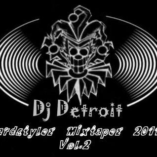 Hardstyle Mixtapez 2011 Vol.2