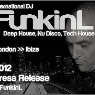 DJ FUNKIN L @ EGG CLUB LONDON