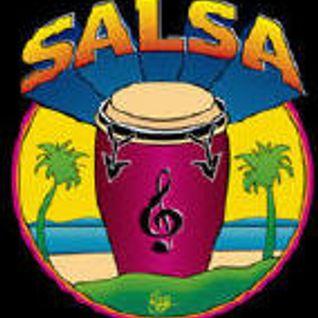 Mezcla de música Salsa
