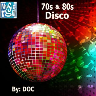 The Music Room's Dance Mix 10 (70s & 80s Disco) - By: DOC (06.06.14)