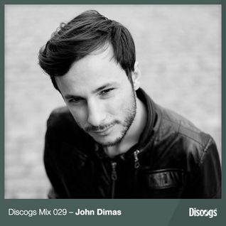 Discogs mix 29- John Dimas
