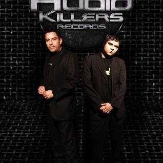DERKOMMISSAR & DANIEL VERDUN - AUDIO KILLERS LIVE SET Ft Monco - 09-04-2012