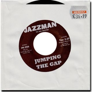 Jazzman Records Special Gerald Short Jumping The Gap 2SER