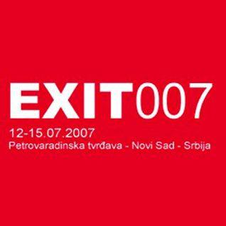John Digweed - Live at Exit Festival, Petrovaradin Fortress, Novi Sad, Serbia (15-07-2007)