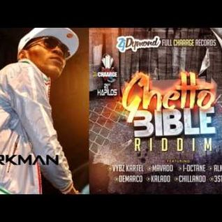 GHETTO BIBLE RIDDIM MIX
