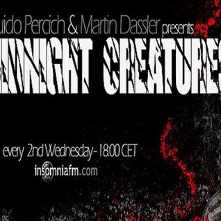 Midnight Creatures 008 by Guido Percich & Martin Dassler (September 2012)