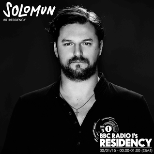 Solomun - BBC Radio1 Residency - 30-Jan-2015