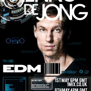049 The EDM Show with Alan Banks & guest Menno de Jong