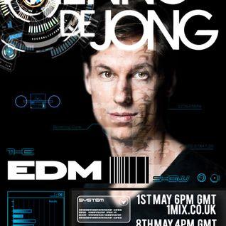 049 The EDM Show with Alan Banks & guest Menno de Jong