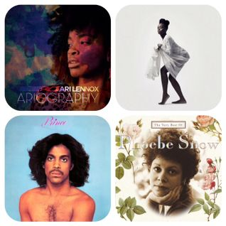 Episodes #143 (SoulfulVibes with Prince, Herbie, Marvin Gaye, Ari Lennox, Phoebe Snow & More)