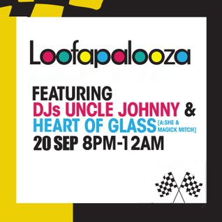 LOOFAPALOOZA ✖ Race You to the Loof_Heart Of Glass Promo mix
