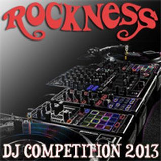 alottarhythmman live mix for Rockness DJ Competition 2013 presented by by Tilllate Magazine