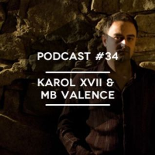 Mute/Control Podcast #34 - Karol XVII & MB Valence
