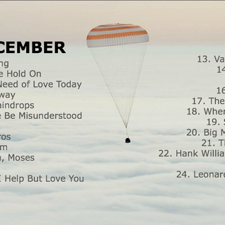 SONGS FOR DECEMBER 2016