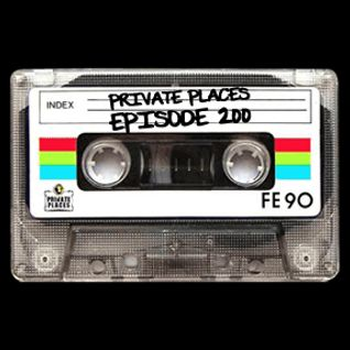 PRIVATE PLACES Episode 200 by Athanasios Lasos