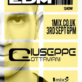 065 The EDM Show with Alan Banks & guest Giuseppe Ottaviani