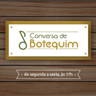 Conversa de Botequim - 26/08/2015