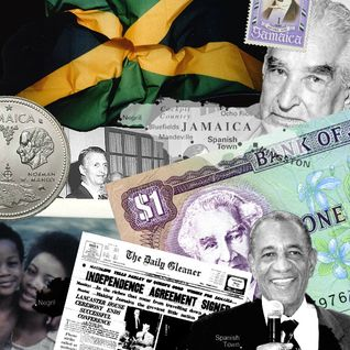 Jamaican independence 1962