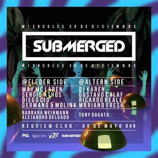 May Mc Laren @ Submerged NYE, at Requiem Club | December 30th, 2015