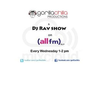 Special 2 hour mix live with Gorilla Chilla @ All fm