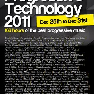 meHiLove - Progressive Technology [Dec 25th-31st 2011] on Pure.FM