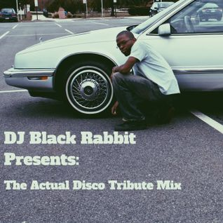 The Actual Disco Tribute Mix