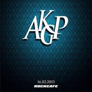 AKGP #14 Live Mix