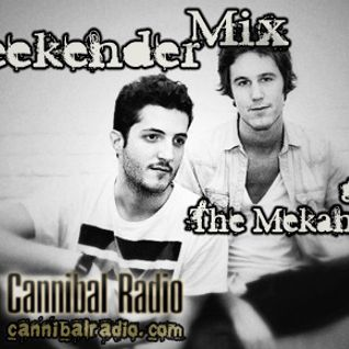 WeekenderMix Episode 022 - The Mekanism
